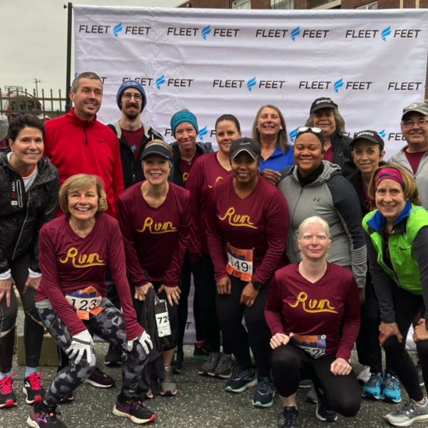 Local woman encourages others to run, find new sense of community