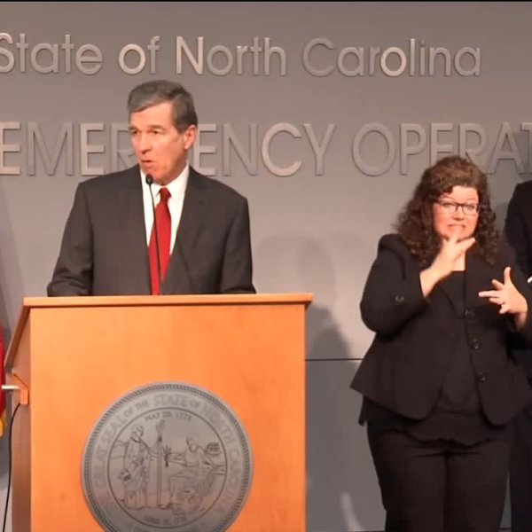 North Carolina schools likely to remain closed past March 30, governor says