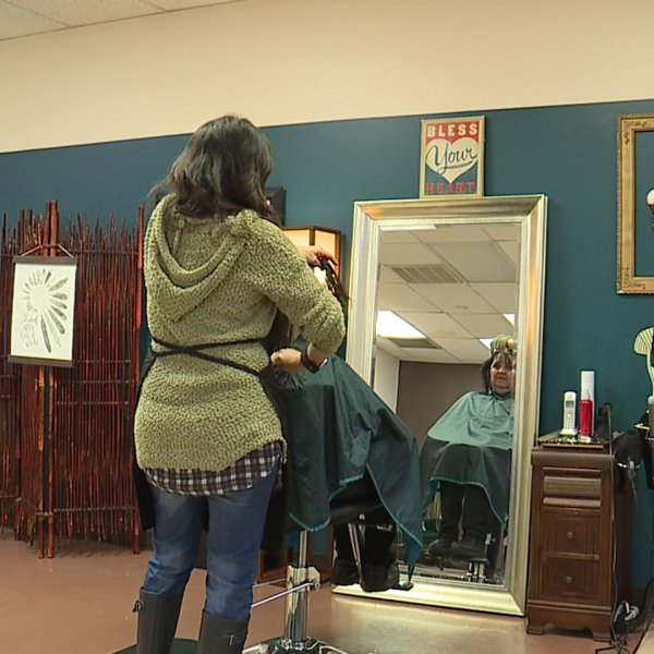 Barber shops and salons busy in the Triad ahead of governor`s closure deadline
