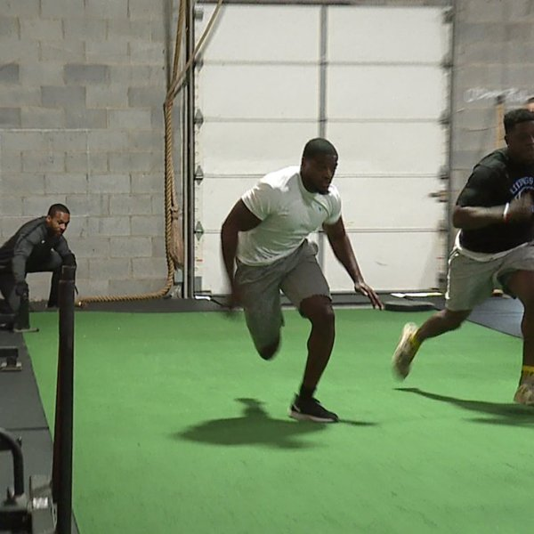 Football players from HBCUs still chasing NFL dream despite COVID-19 canceling combine