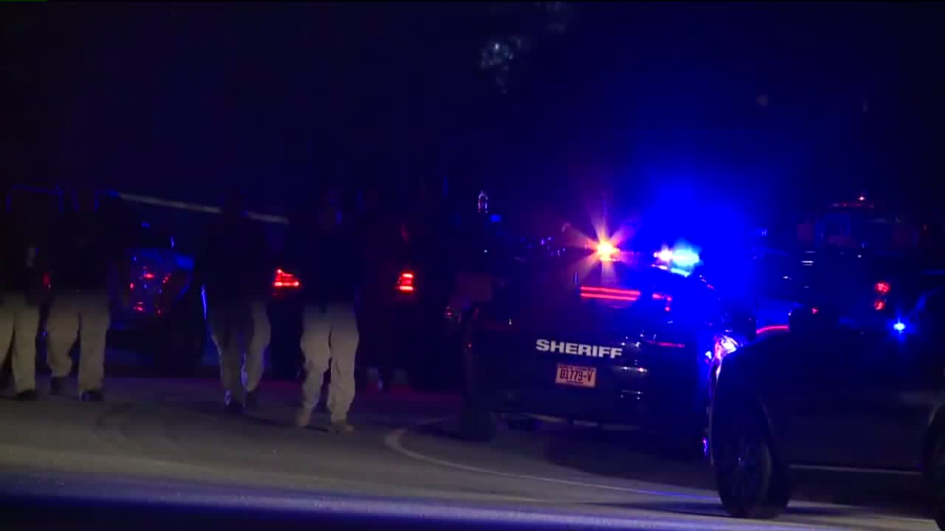 Deputies on scene at NC 150, Old Salisbury Road in Davidson County.