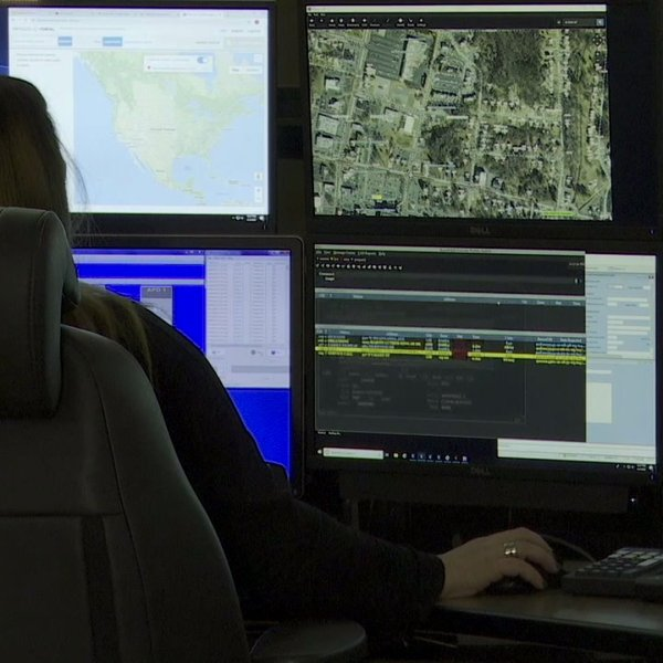 911 centers dealing with call increase as stay-at-home orders go into effect