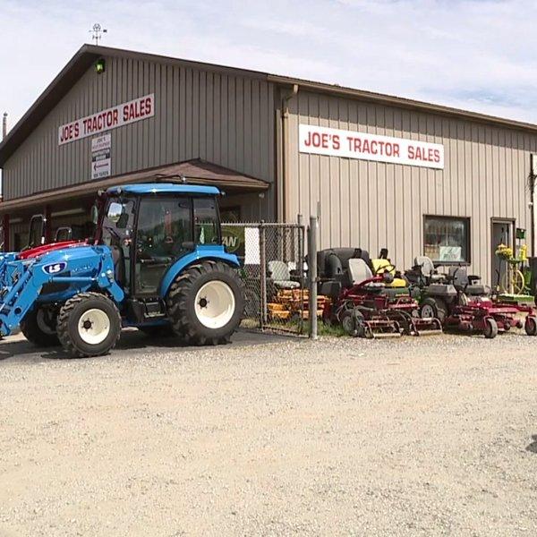 Small Business Spotlight: Joe's Tractor Sales