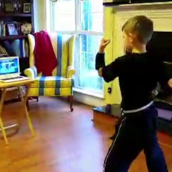 Tiger-Rock offering martial arts classes online