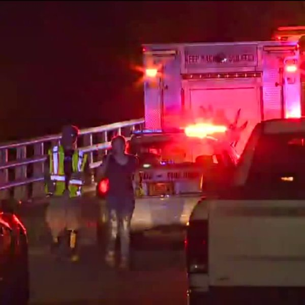 2 rescued from river in Ramseur