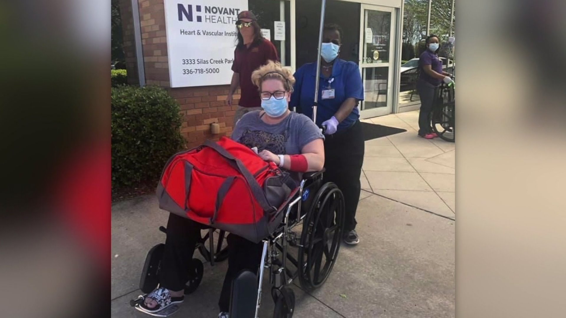 Winston-Salem mother makes miraculous COVID-19 recovery