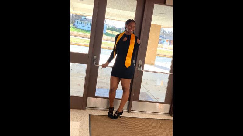 FOX8 Senior Sendoff: Mahkayla Hart, Thomasville High School