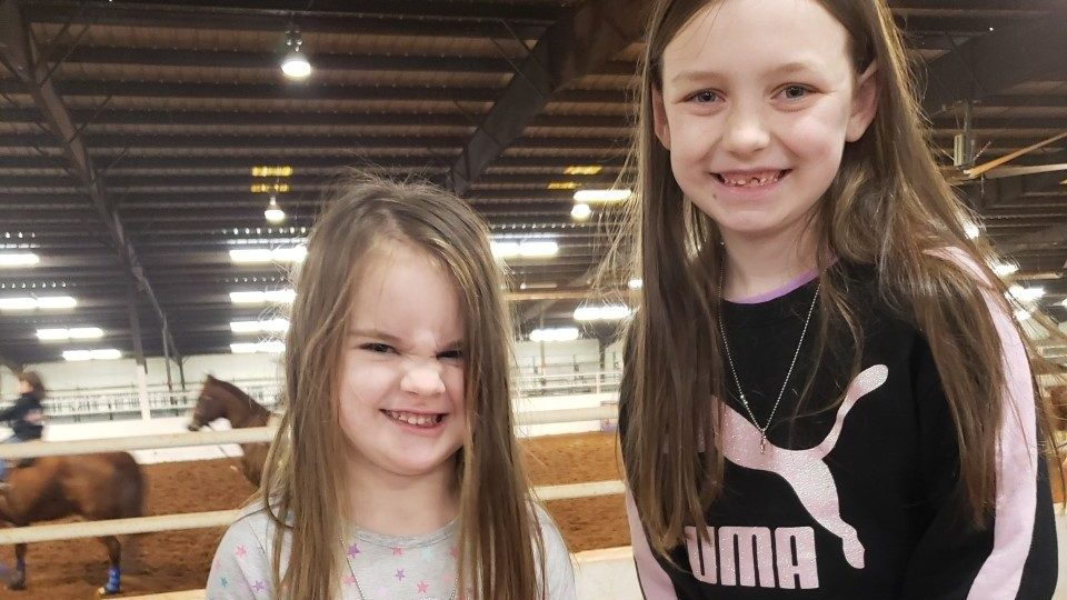 Police in Tuttle, Oklahoma are searching for Ava Deaton, 9, and Addie Alexander, 3, who they believe were abducted by their mother, who is a noncustodial parent.