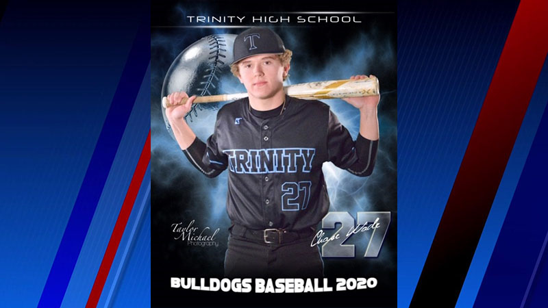 FOX8 Senior Sendoff: Chase Wade, Trinity High School