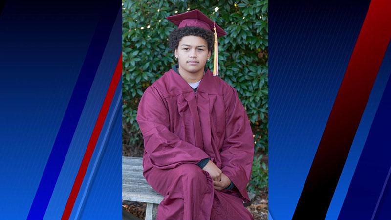 FOX8 Senior Sendoff: Christian Gossett, South Stokes High School