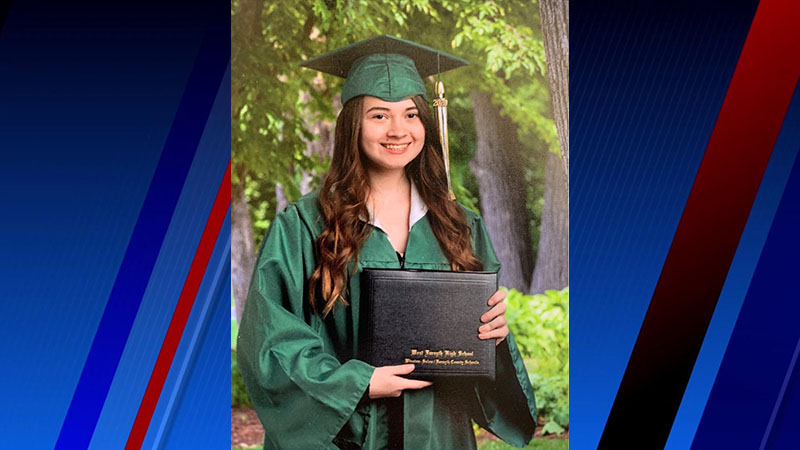 FOX8 Senior Sendoff: Faith Wagner, West Forsyth High School