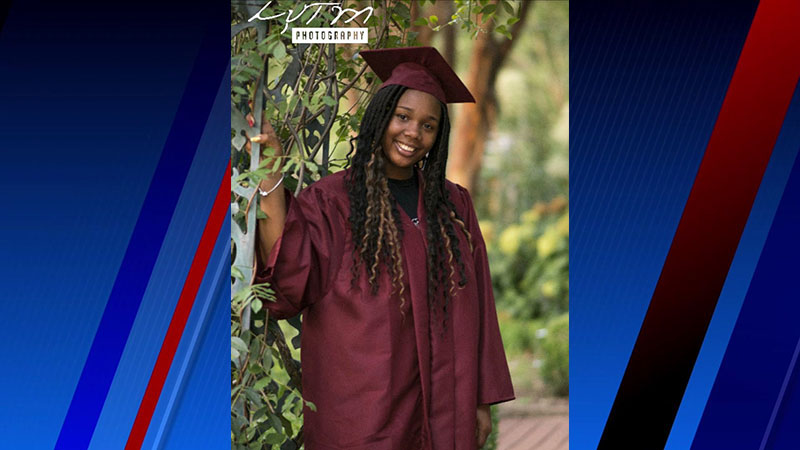 FOX8 Senior Sendoff: Kamiah Tucker-Nelson, North Forsyth High School