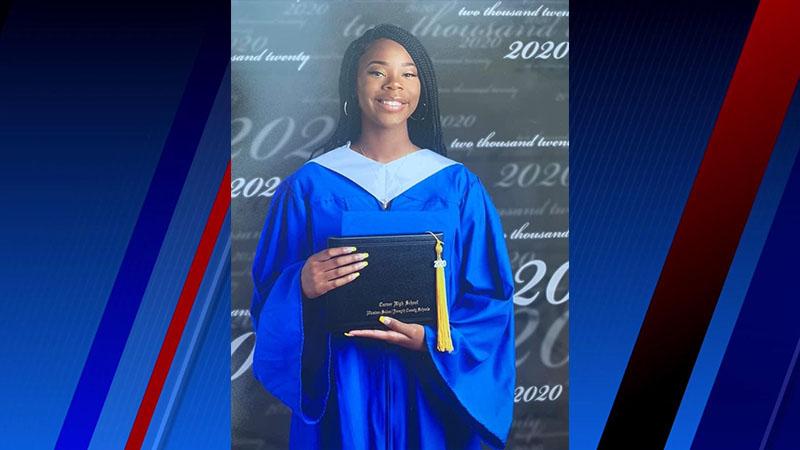 FOX8 Senior Sendoff: Kennedy Allen, Carver High School