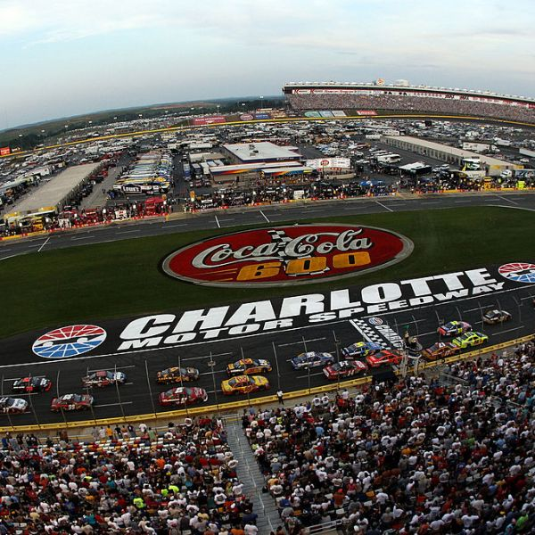 Charlotte Motor Speedway (Photo by Streeter Lecka/Getty Images)