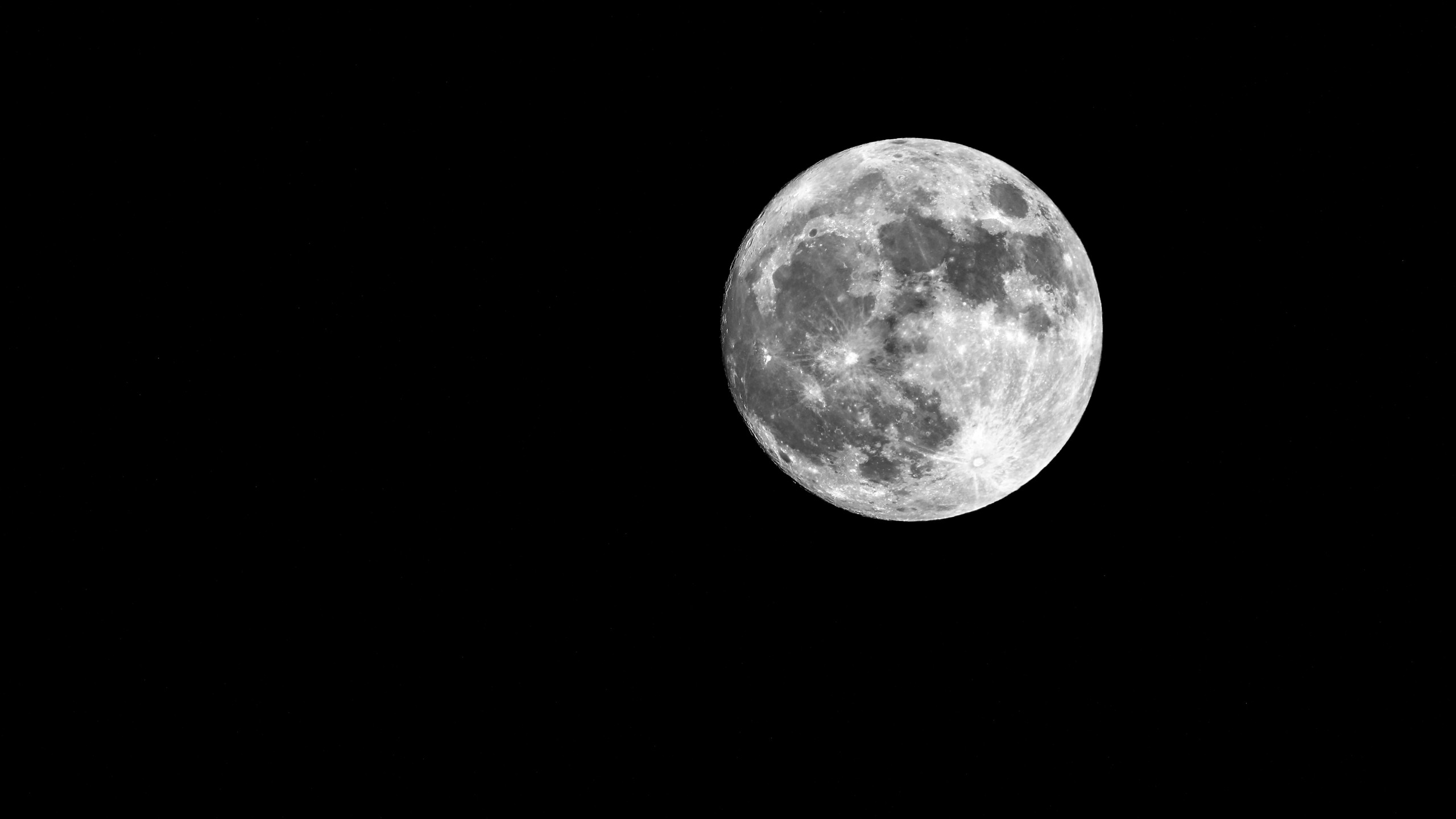 Supermoon (Stock image/Getty)