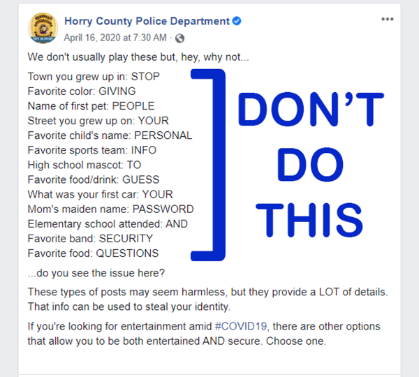 (Horry County Police Department)