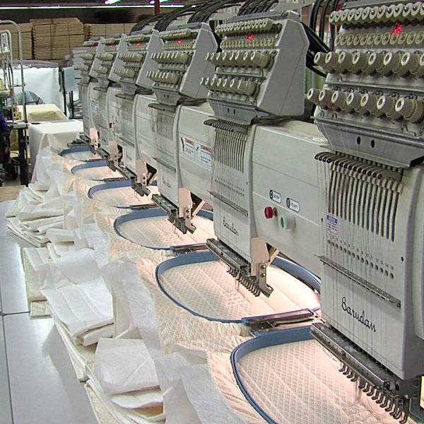 New Kingstown Mattress in Mebane shifts production to hospital beds during pandemic