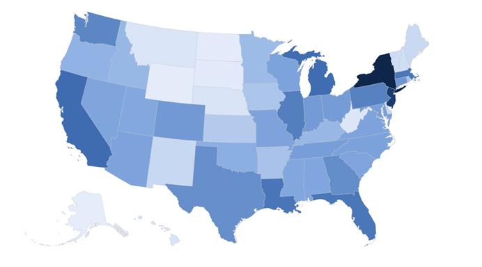 Coronavirus in the US: Here's what happened Friday