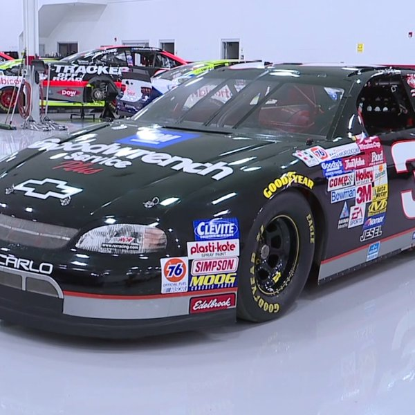 Richard Childress auctioning off personal collection, including Dale Earnhardt race car, for COVID-19 relief