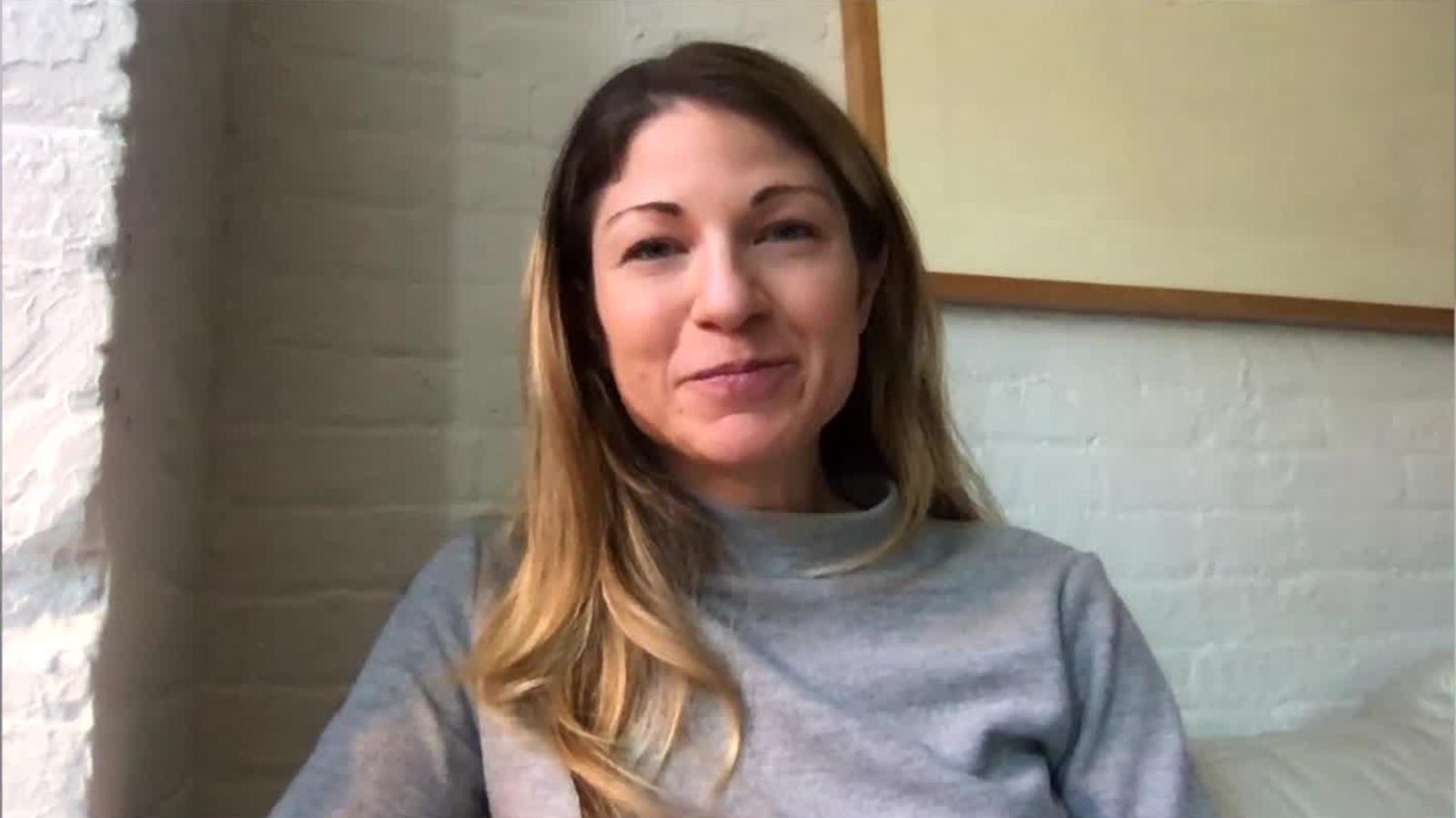 Dr Cornelia Griggs (CNN)