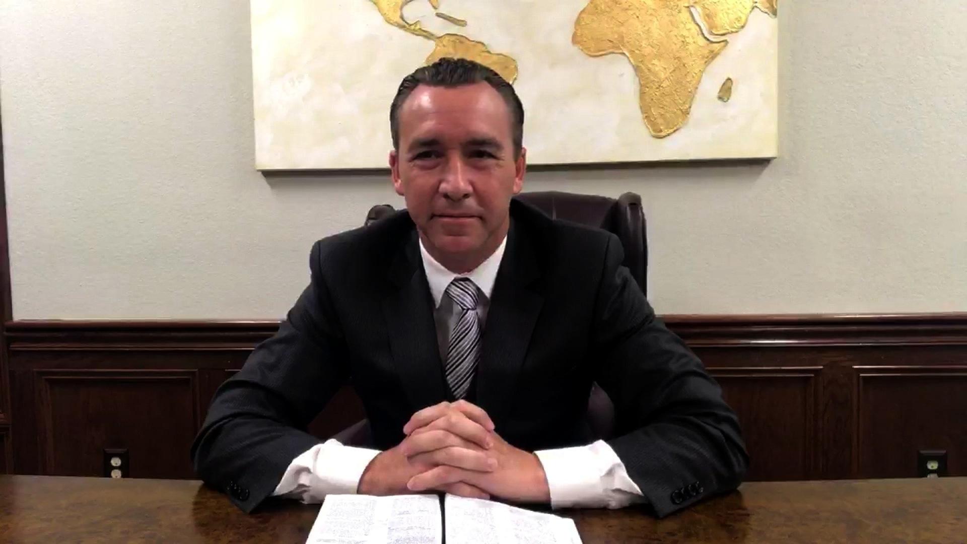 Pastor Tony Spells (CNN)