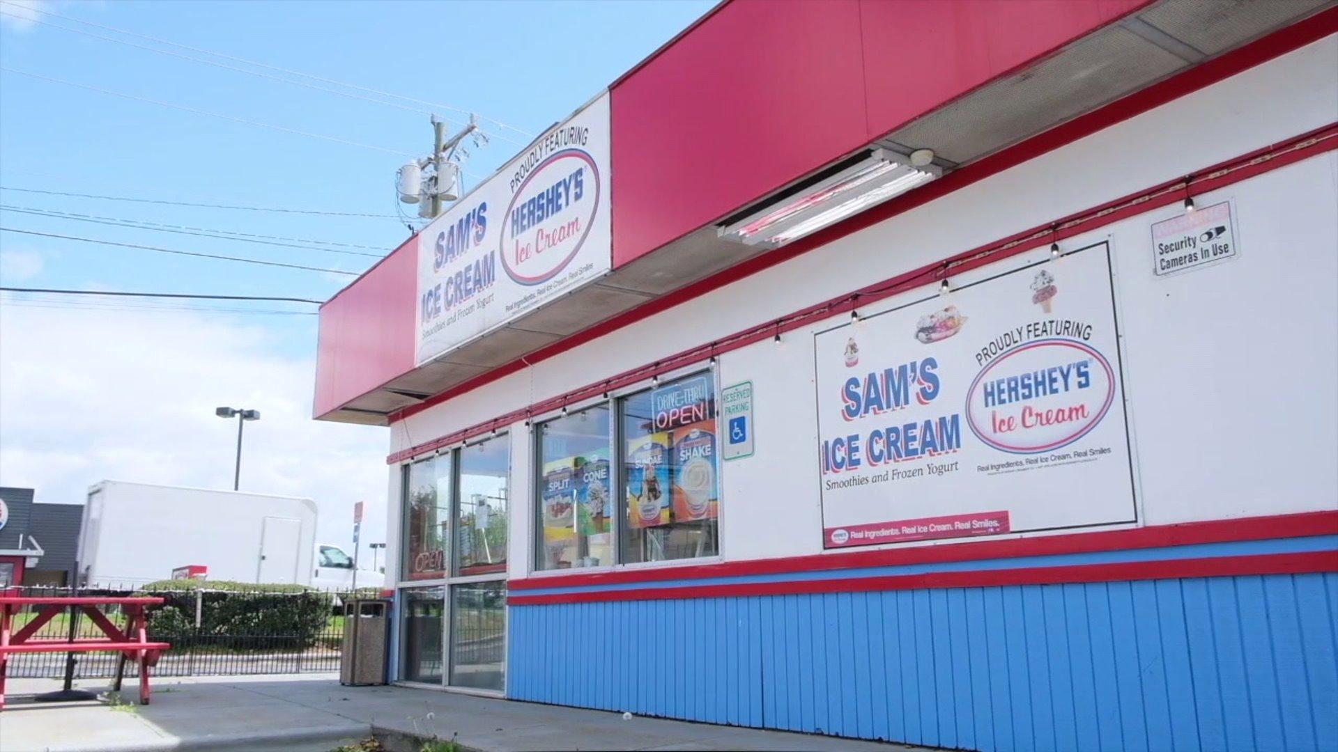 Small Business Spotlight: Sam's Ice Cream in Clemmons