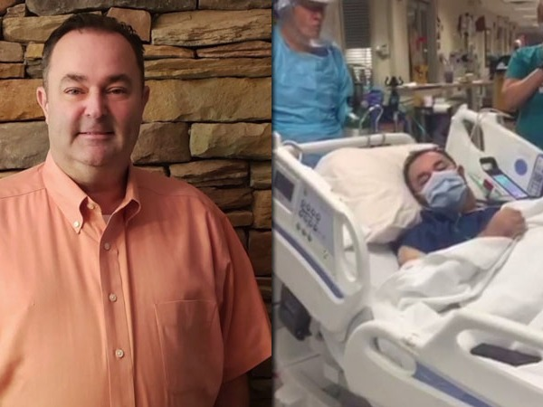 High Point pastor makes a miraculous recovery from COVID-19