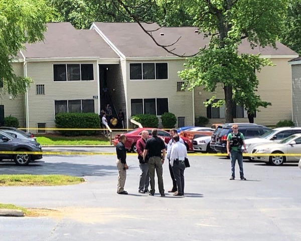 Greensboro police investigating homicide at Legacy on Elm Apartment Homes