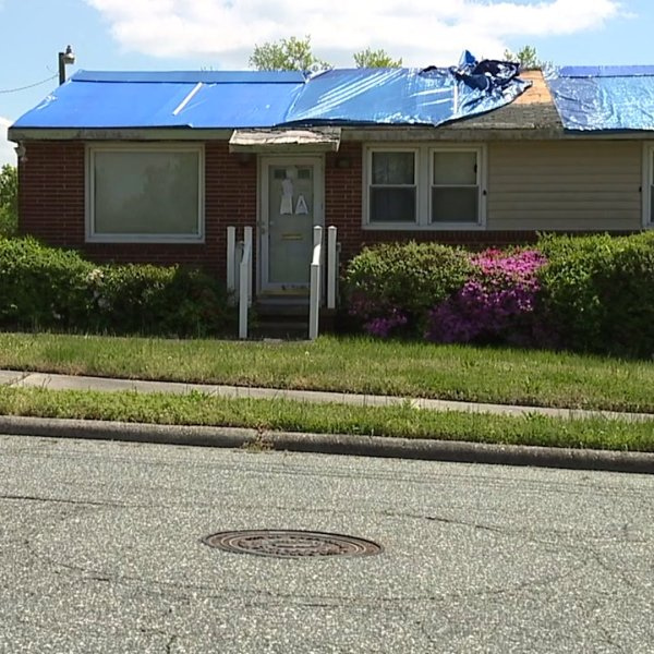 Greensboro neighborhoods still trying to rebuild two years after tornado