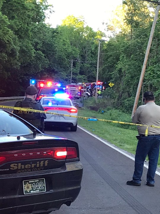 2 children, ages 6 and 7, die in crash after taking grandmother's car, police say