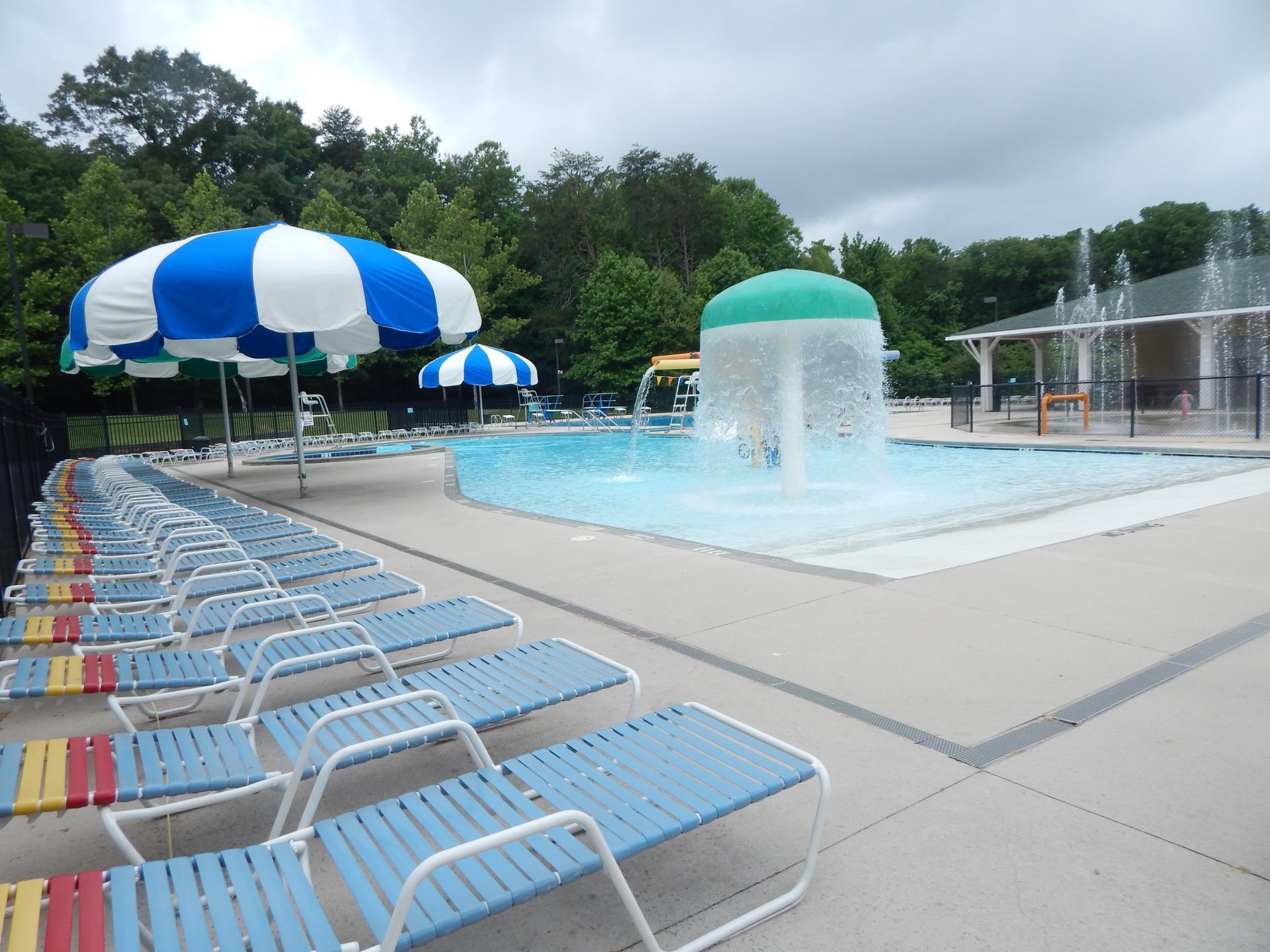 Bur-Mil Park Aquatic Center (Guilford County)