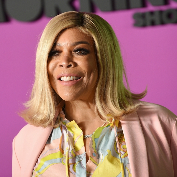 "FILE - In this Oct. 28, 2019 file photo, Wendy Williams attends the world premiere of Apple TV+'s ""The Morning Show"" in New York. Williams is taking a break from her daytime talk show to receive treatment for a previously announced health condition. A spokesperson for ""The Wendy Williams Show"" said that Williams has has been suffering fatigue because of symptoms from Graves' disease. (Photo by Evan Agostini/Invision/AP, File)"