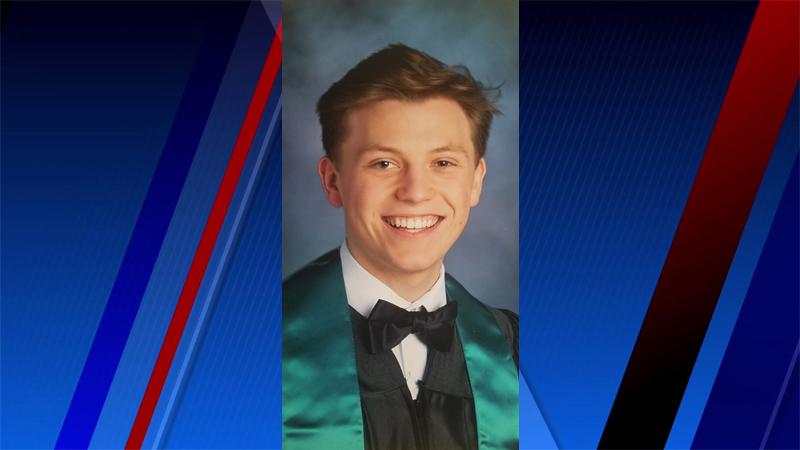 FOX8 Senior Sendoff: Aydan Rutledge, Reagan High School