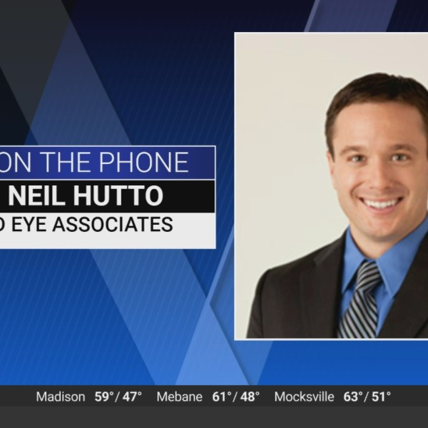 Local eye doctor discusses protecting your vision