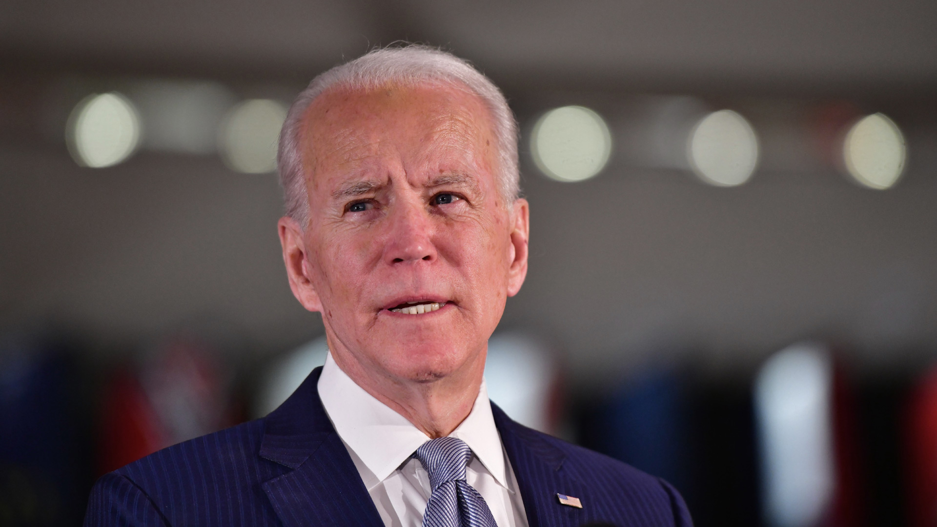 Joe Biden (Photo by Mark Makela/Getty Images)