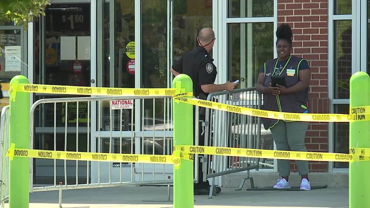 Greensboro police investigating after report of Walmart robbery, shot fired in business
