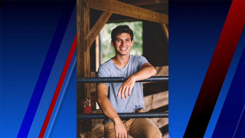 FOX8 Senior Sendoff: Caleb Livengood, Sheets Memorial Christian School