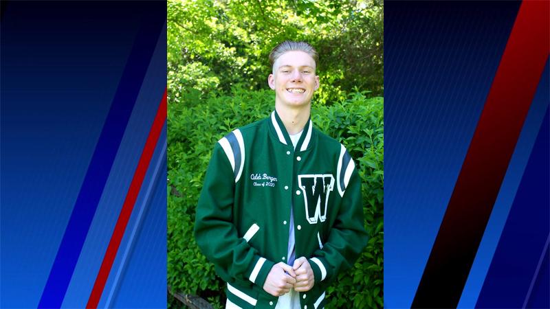 FOX8 Senior Sendoff: Caleb Bergen, West Forsyth High School