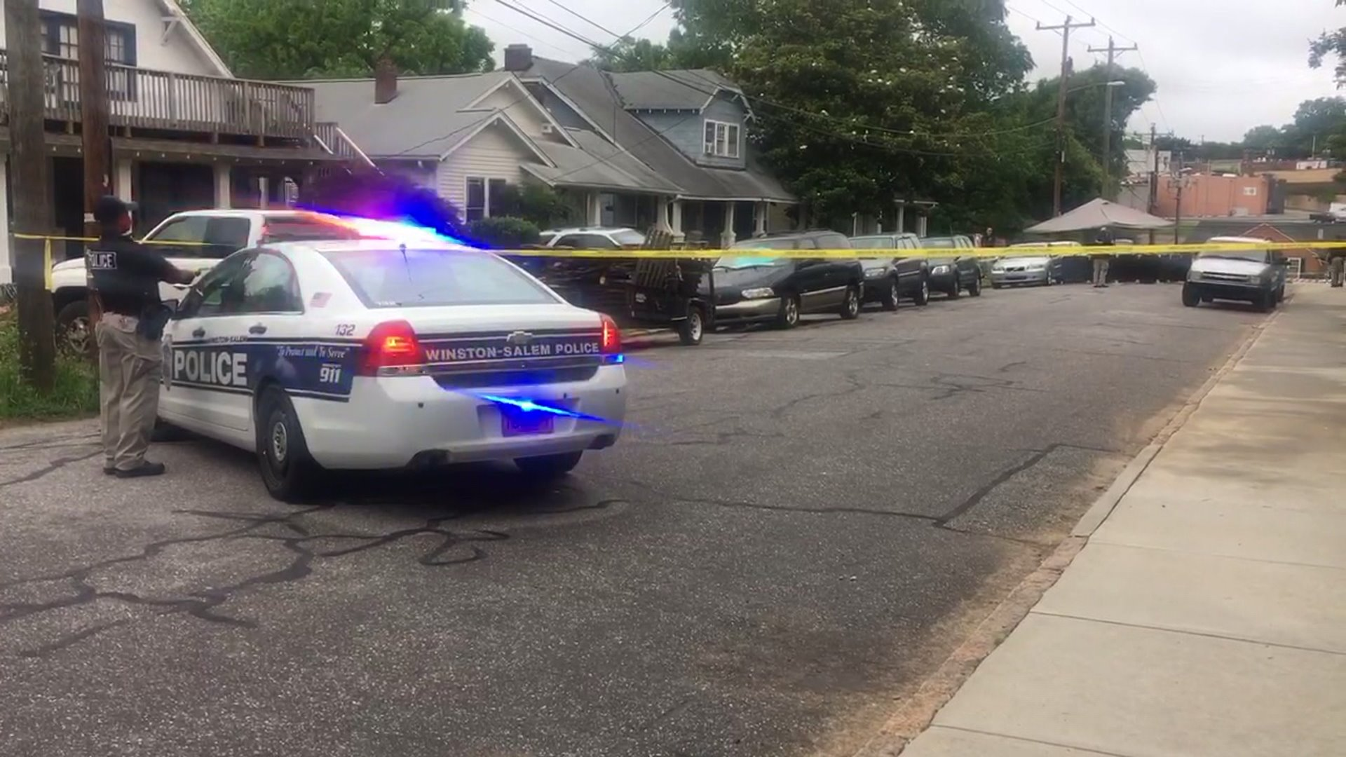 Man killed in shooting on Park Circle in Winston-Salem