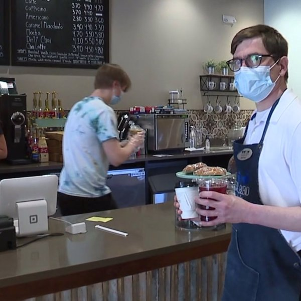 Greensboro coffee shop reopening, helping employees during COVID-19 outbreak
