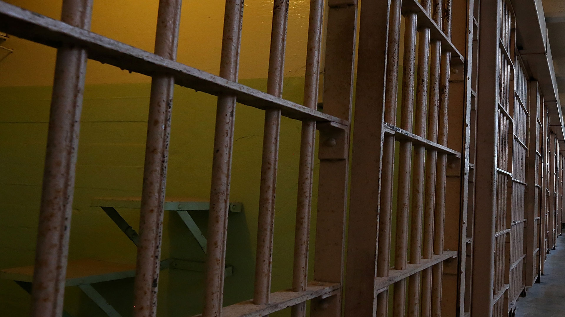 Jail cell (Photo by Justin Sullivan/Getty Images)