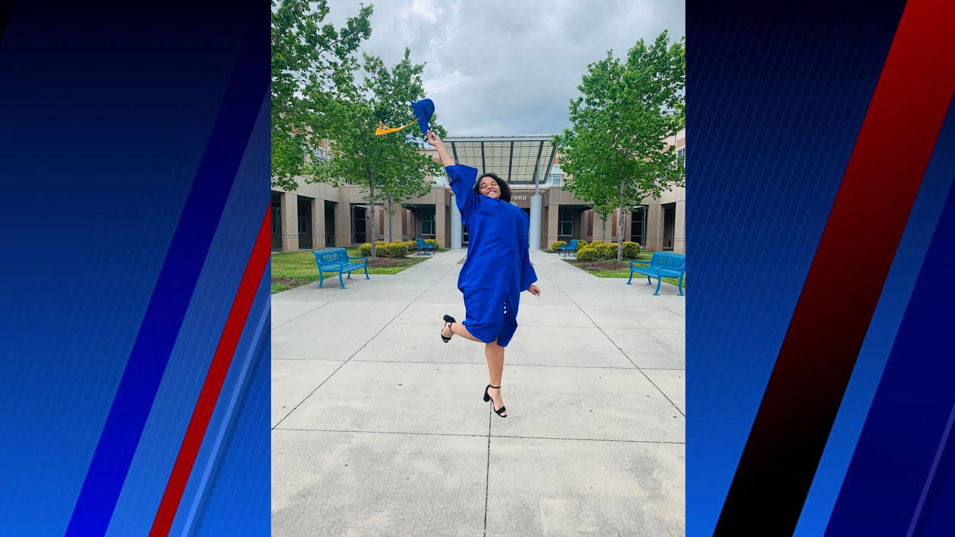 FOX8 Senior Sendoff: Chynna Holmes, Eastern Guilford High School