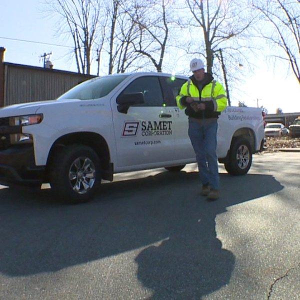 Dudley High construction internships at Greensboro fire stations move forward