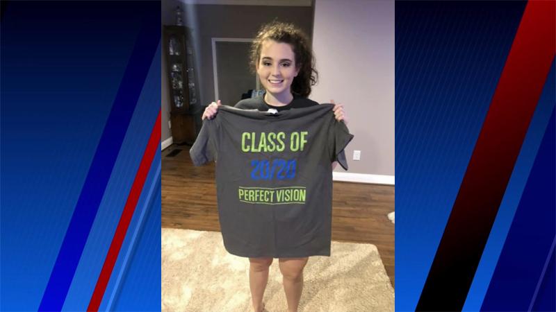 FOX8 Senior Sendoff: Emily Gerringer, Morehead High School