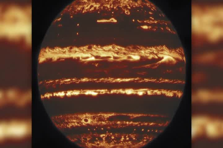 New images reveal heart of Jupiter's storms