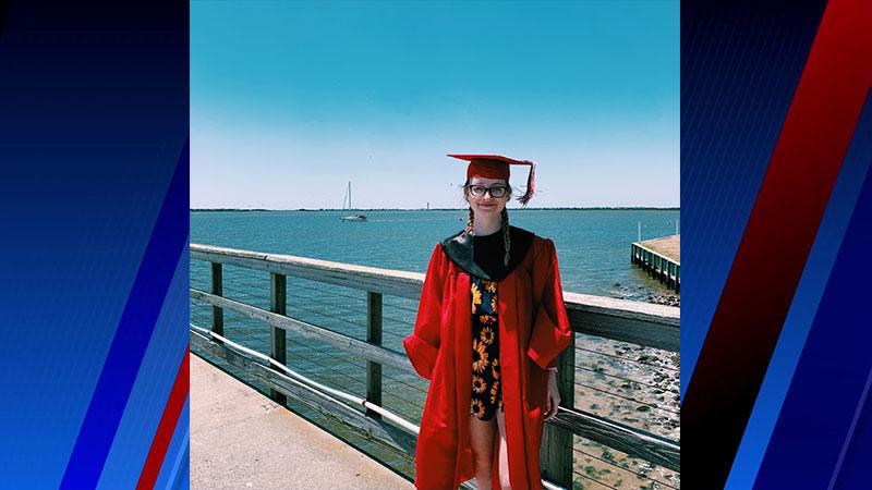 FOX8 Senior Sendoff: Annie Giles, Central Davidson High School