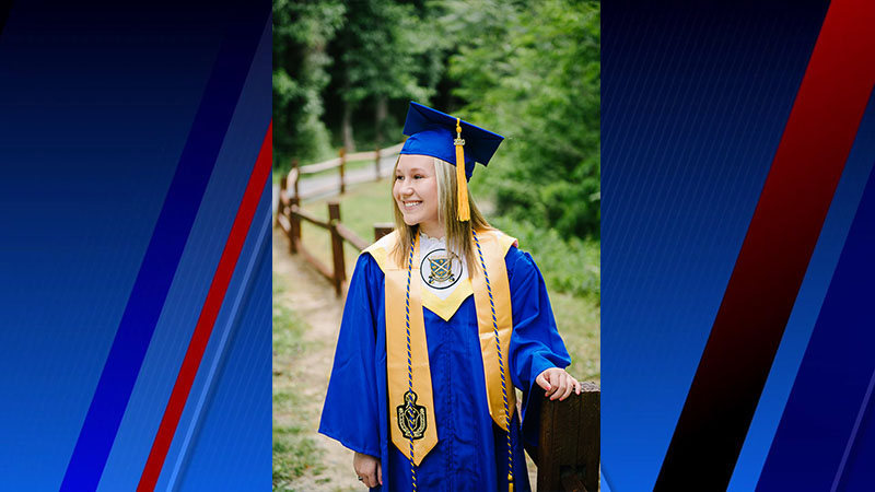 FOX8 Senior Sendoff: Brooke Parks, Southwestern Randolph High School