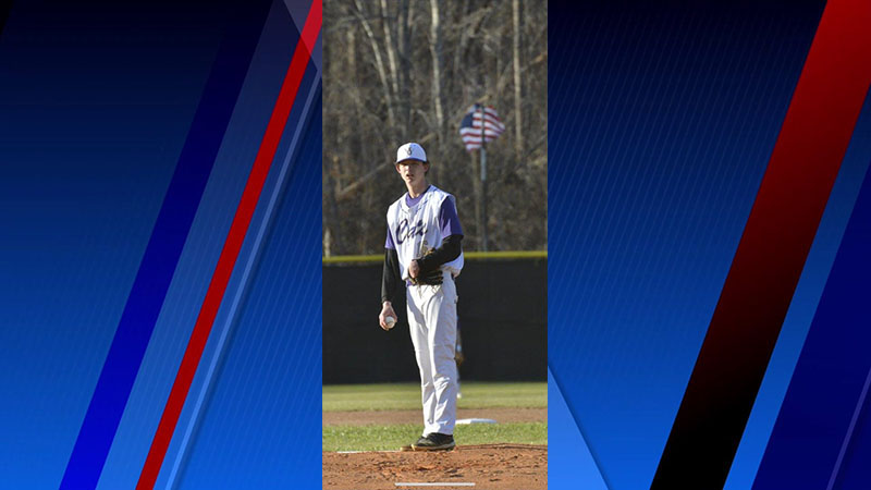 FOX8 Senior Sendoff: Dalton Nelson, West Stokes High School