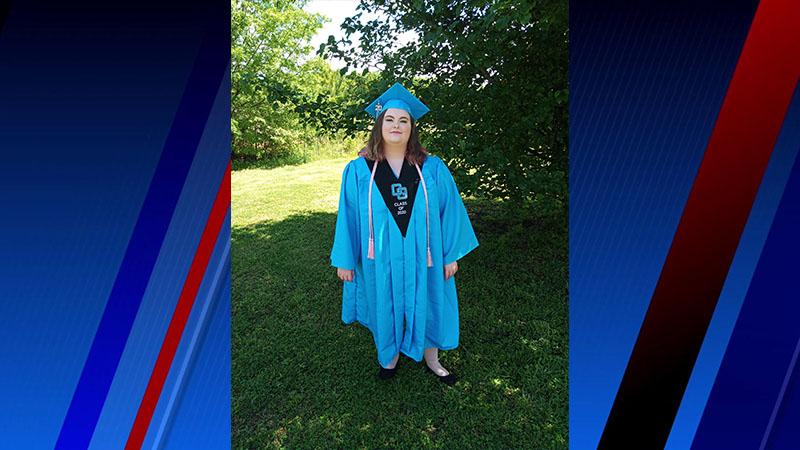 FOX8 Senior Sendoff: Gabrielle Elizabeth Lovell, Oak Grove High School