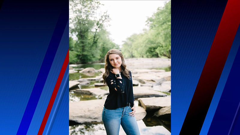 FOX8 Senior Sendoff: Jenna Chisholm, Randleman High School